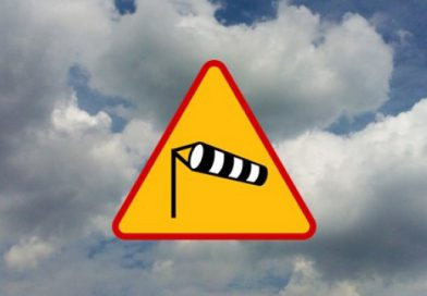 Uwaga! Silny wiatr!