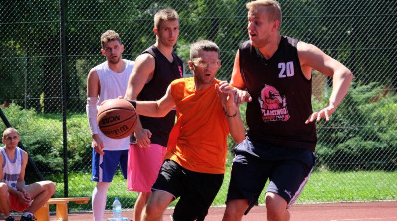 Niegościnni koszykarze z Ziębic