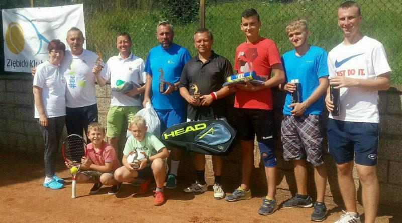 Mistrzostwa Ziębic w tenisie ziemnym
