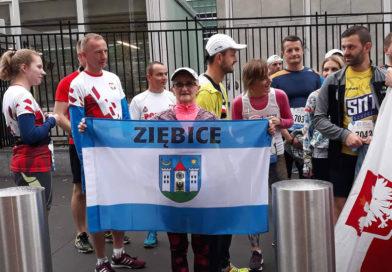 Ziębiczanka pobiegła w nowojorskim maratonie